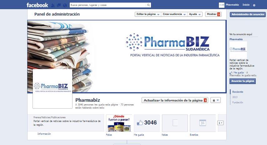 pharmafanpage