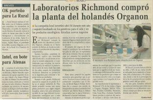laboratorio organon
