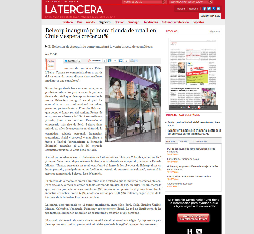 latercera