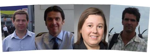 Andrés Bassetto, ; Sergio Alter, ; Claudia Trillo, ; Fernando Crespo Alvarez,