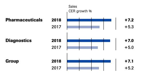 Roche: presentó resultados 2018 | Pharmabiz